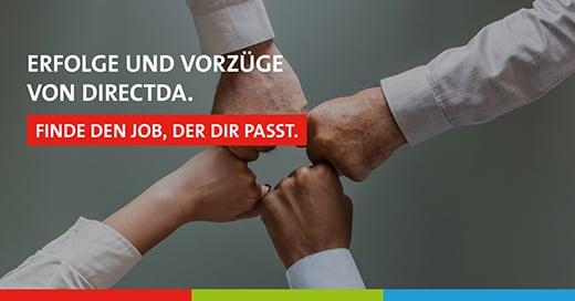 Erfolgsbilanz – 10 Jahre directda Personal GmbH