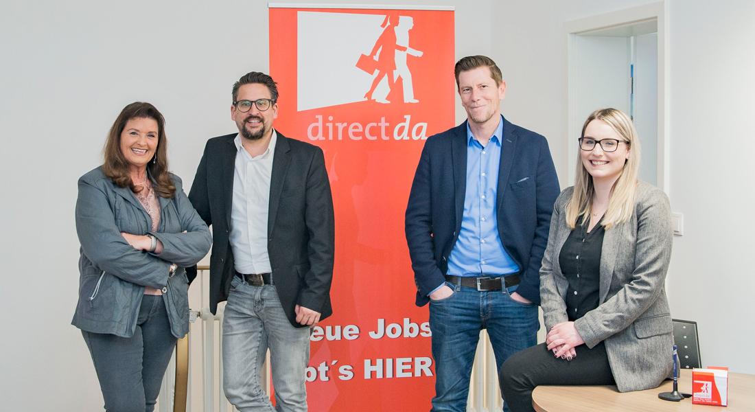 directda Personal GmbH Zeitarbeit Standort Koblenz