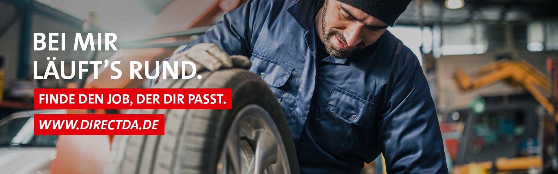 Stellenangebot KFZ Mechaniker – Finde den Job, der dir passt. www.directda.de
