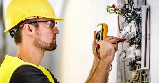 Stellenangebot Elektriker / Elektroinstallateur