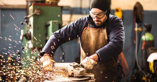 Stellenangebot Mitarbeiter Metall